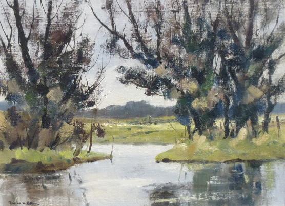 Reflections River (The Upper Alde)