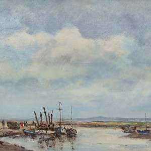 X (SOLD) Morston Quay
