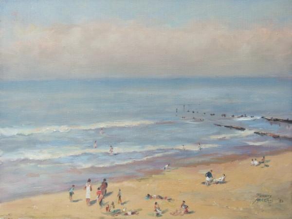 X01 (SOLD) Cromer Beach