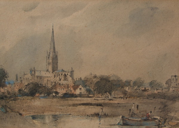 Norwich Cathedral (early work)