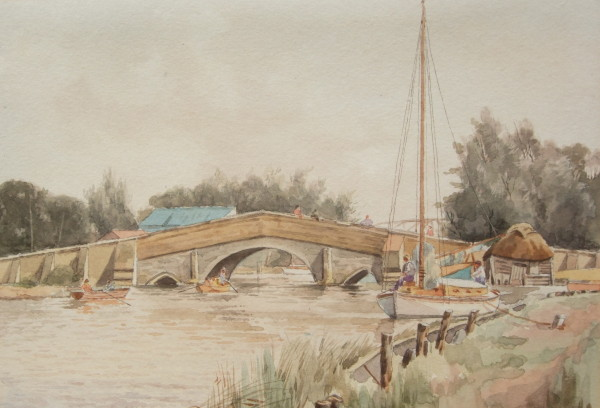 X16 (SOLD) Potter Heigham Bridge