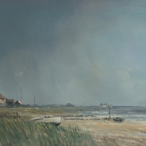 X (SOLD) April Showers, Walcott