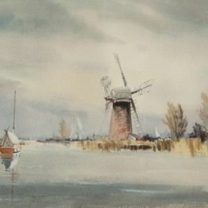 X (SOLD) Thurne Mill