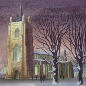 X15 (SOLD) St Peter Mancroft (Winter)