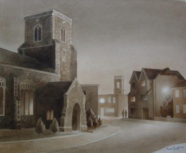 St Edmund, Fishergate