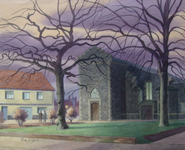 St Martin at Oak, Oak Street
