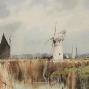 Thurne Mill (Black Sail)