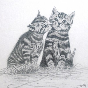 Kittens and Wool