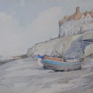 X (SOLD) The Shipway, Sheringham, 1983