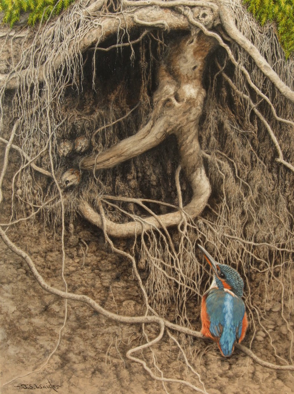 The Nest Bank (Kingfisher)