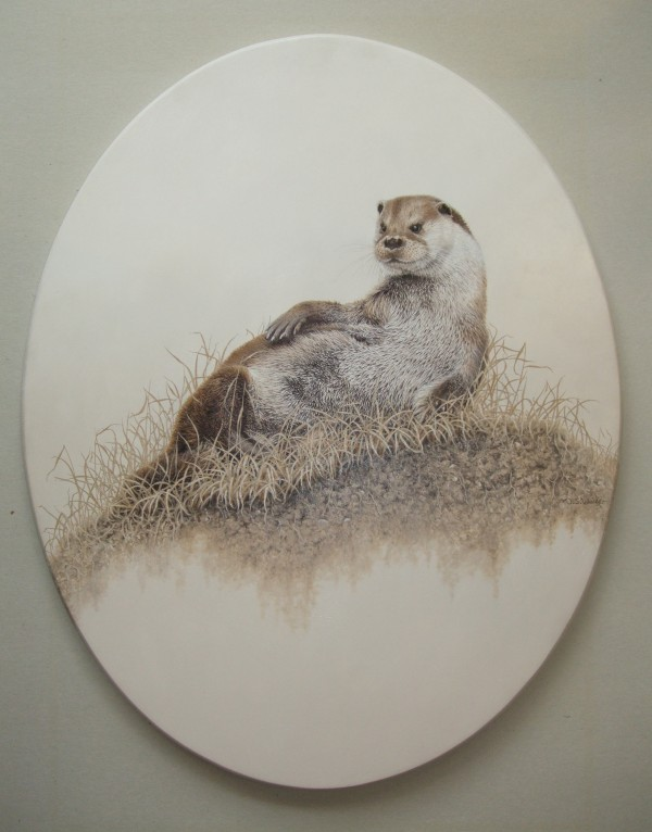 X (SOLD) Otter
