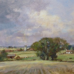X62 (SOLD) A Suffolk Village