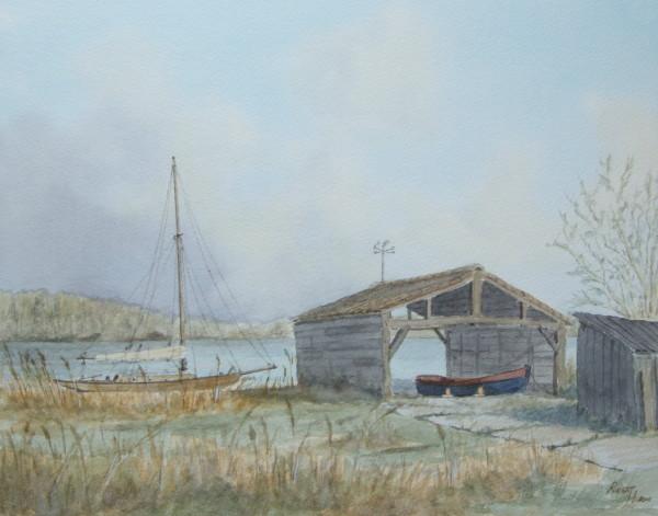 X14 (SOLD) Old Boat House, Norfolk Broads