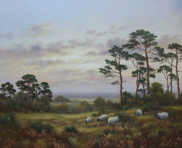 X (SOLD) Breckland Pines