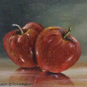 Fruit: Red Apples (Small)