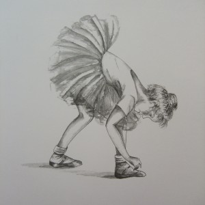 Little Ballerinas: The Adjustment II