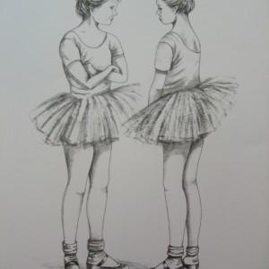 Little Ballerinas: Tête à Tête II