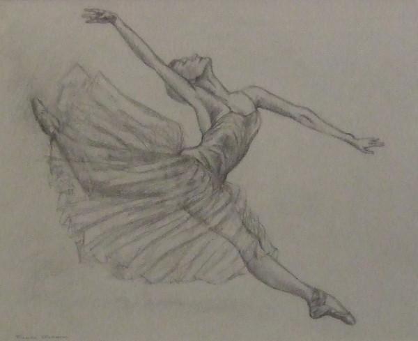 grand jete – Ballerina