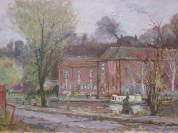 Norwich, old Riverside
