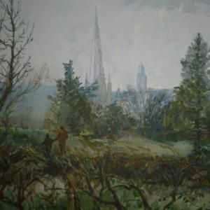 Winter Walk, St James' Hill