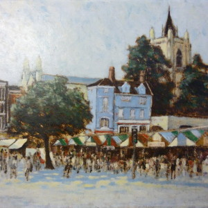 X01 (SOLD) Norwich Market