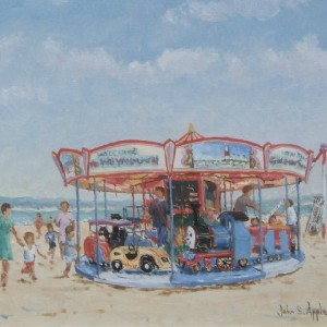 X (SOLD) Carousel, Weymouth