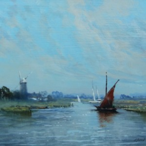 X14 (SOLD) Alfred Saunders