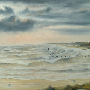 X05 (SOLD) Gorleston, A January Day