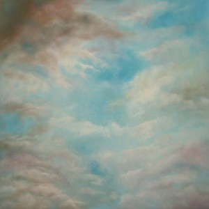 "X07 (SOLD) ""Clouds"""