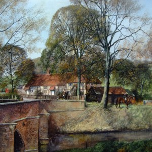 X10 (SOLD) Clive Madgwick