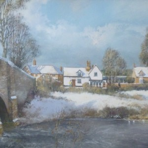 X11 (SOLD) Clive Madgwick