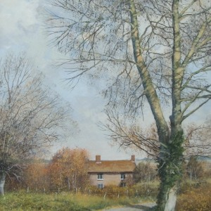 X13 (SOLD) Clive Madgwick