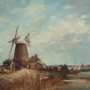 X16 (SOLD) Runham Mill