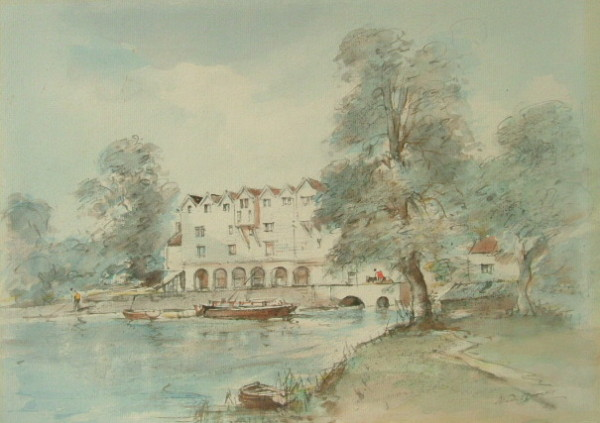 X3 Horstead Mill nr Norwich (SOLD)
