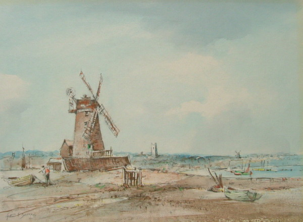 X22 (SOLD) Blakeney from Cley