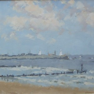 X (SOLD) Lowestoft Beach