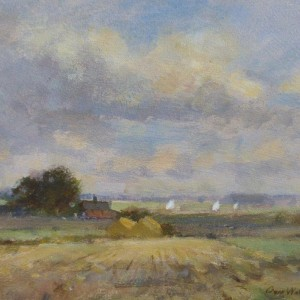 X64 (SOLD) Halvergate Marshes