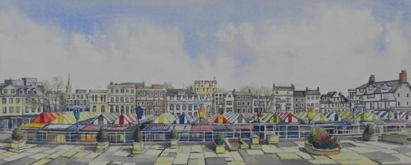 X (SOLD) Norwich Market Place