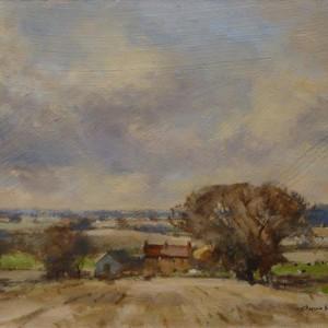 A Norfolk Scene
