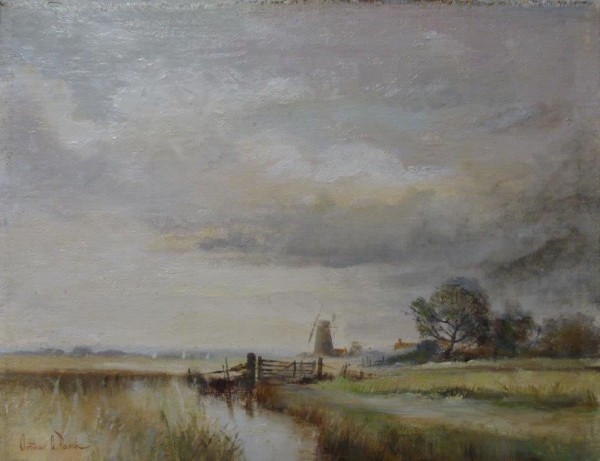 X (SOLD)  The Marsh Gate