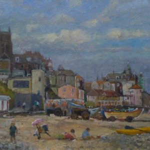 On the Beach, Cromer, Norfolk