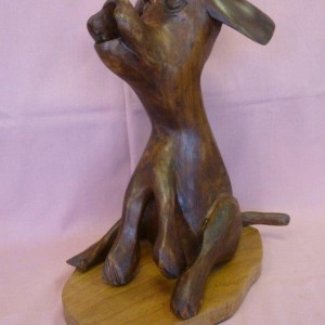 Hound Dog (Walnut)