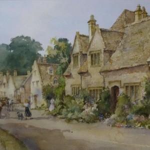 Cotswold village of Stanton