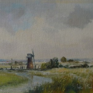 X(SOLD) Broadland Marshes