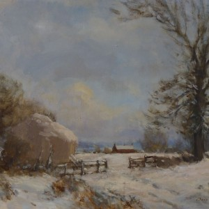 X66 (SOLD) Winter, Norfolk