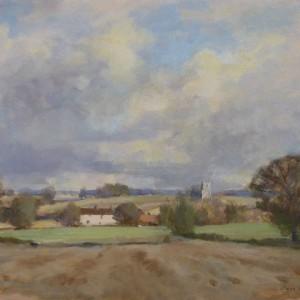 Landscape south of Norwich