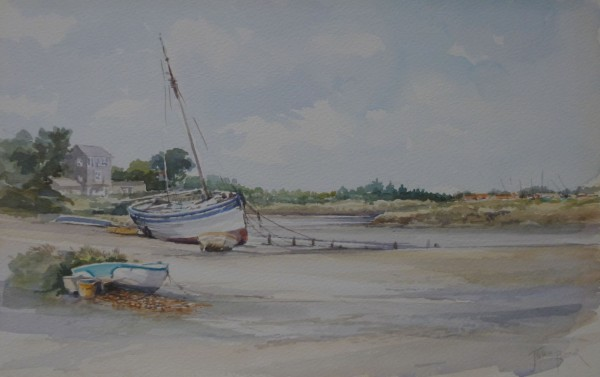X (SOLD) Between Tides, Brancaster