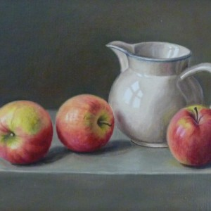 Apples and Jug