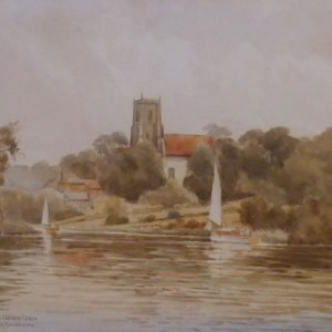 X18 (SOLD) Belaugh Church Reach