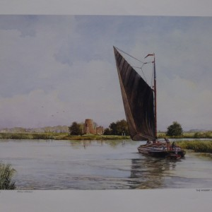 Signed Print – The Wherry Albion